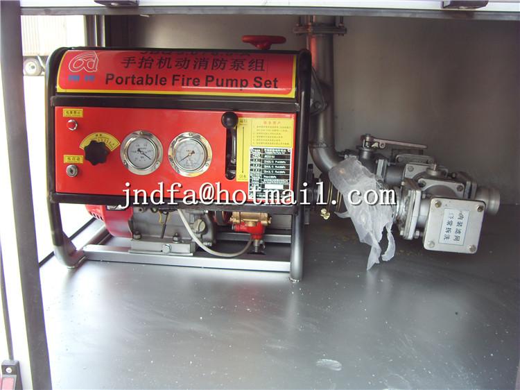 ChangAn Water Fire Truck ,Water Fire Truck ,Fire Fighting Truck