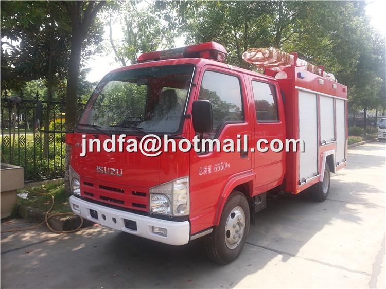 ISUZU Fire Truck 2000L
