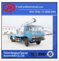 DongFeng 145 Aerial Platform Truck,High Working Truck