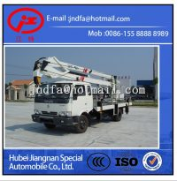 DongFeng DuoLiKa 18m Aerial Platform Truck, High Working Truck