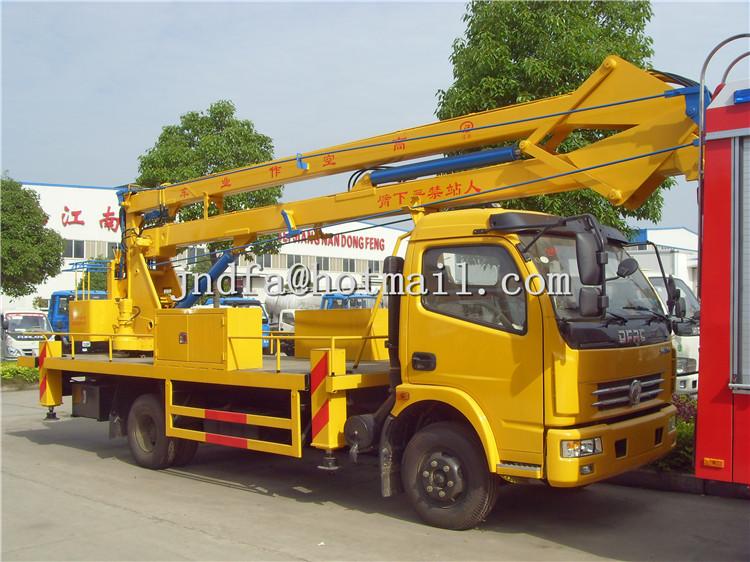 DongFeng DuoLiKa Aerial Platform Truck,High Working Truck