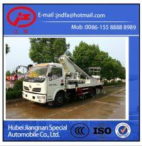 DongFeng Telescopic Boom Overhead Working Truck