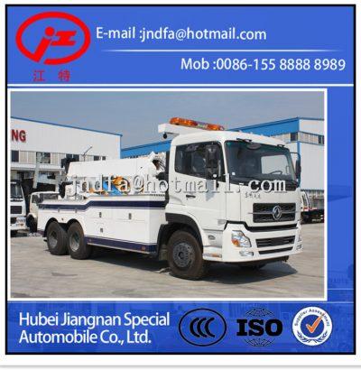 DongFeng TianLong Road Wrecker Truck,Recovery Truck
