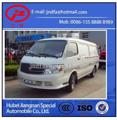 Foton Minibus Refrigerator Truck,Freezer Truck