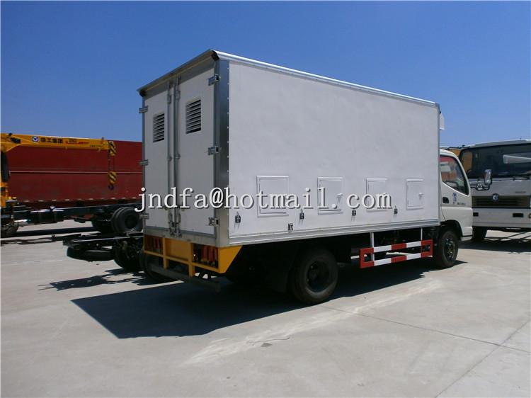 Foton Refrigerator Truck,Freezer Truck,Ice Truck