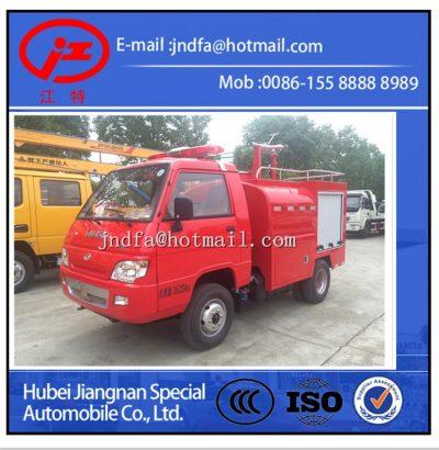 Foton ShiDai Water Fire Truck,Water Fire Truck
