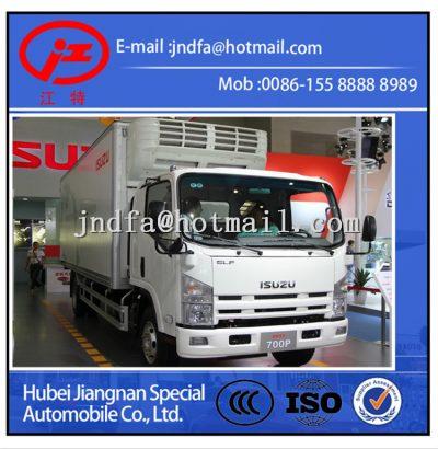 ISUZU 700P Refrigerator Truck,Freezer Truck