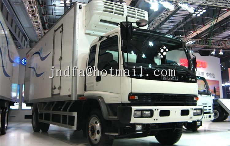 ISUZU FTR Refrigerator Truck,Freezer Truck