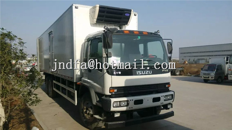 ISUZU FVZ Refrigerator Truck,Freezer Truck