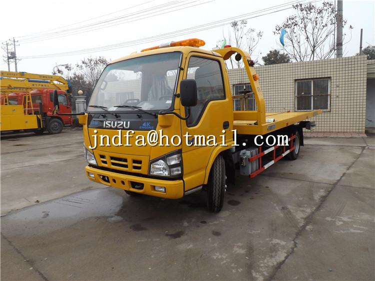 ISUZU New Road Wrecker Truck,Recovery Truck