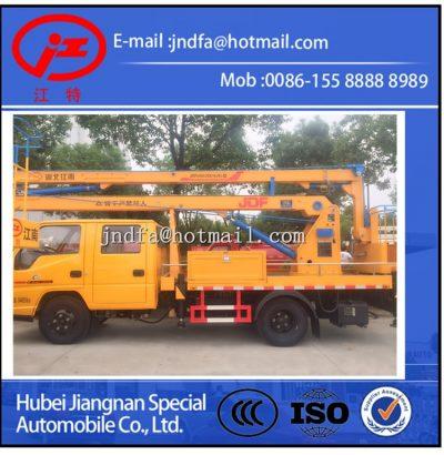 JMC ShunDa Aerial Platform Truck,High Working Truck
