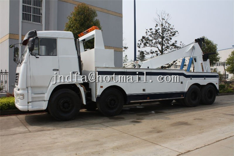 SINOTRUK STEYR 8X4 Road Wrecker Truck,Recovery Truck