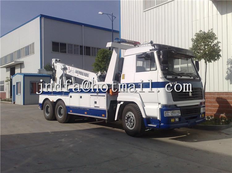 SINOTRUK STEYR Road Wrecker Truck,Recovery Truck