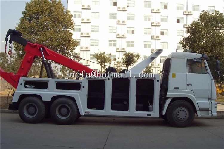 STEYR Road Wrecker Truck,Recovery Truck