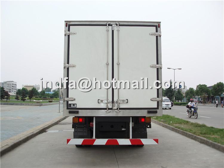 DongFeng 153 Refrigerator Truck,Freezer Truck