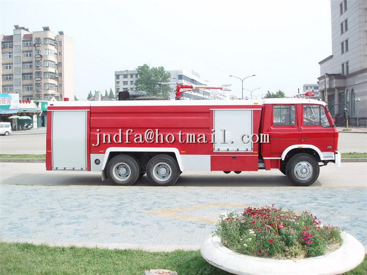 DongFeng 1208 Water Foam Fire Truck ,water Fire Truck