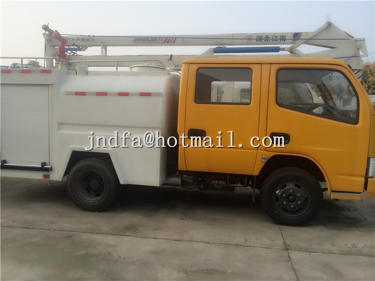 DongFeng DuoLiKa Greening Spraying Truck