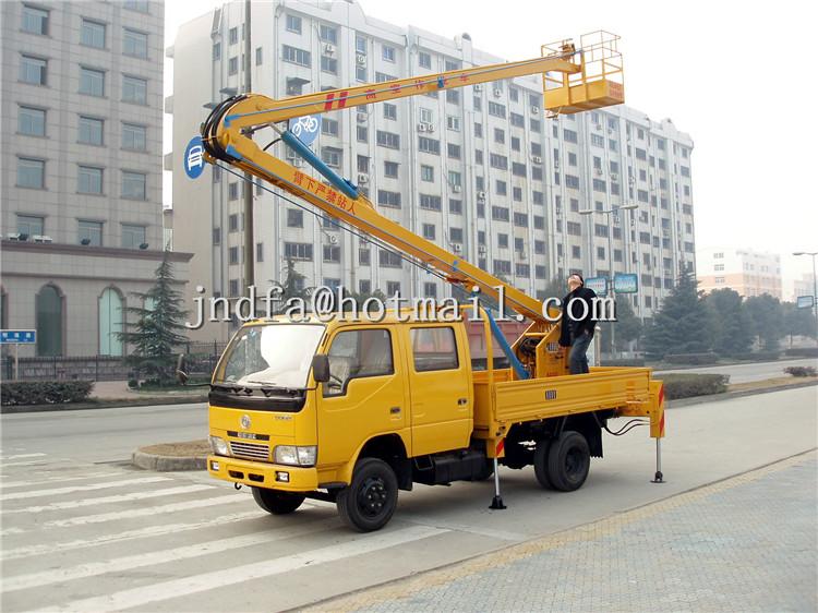 DongFeng XiaoBaWang Aerial Platform Truck