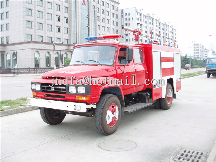 Dongfeng 140 Fire Truck