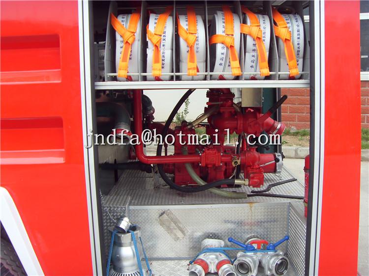 Dongfeng Dolika Fire Truck