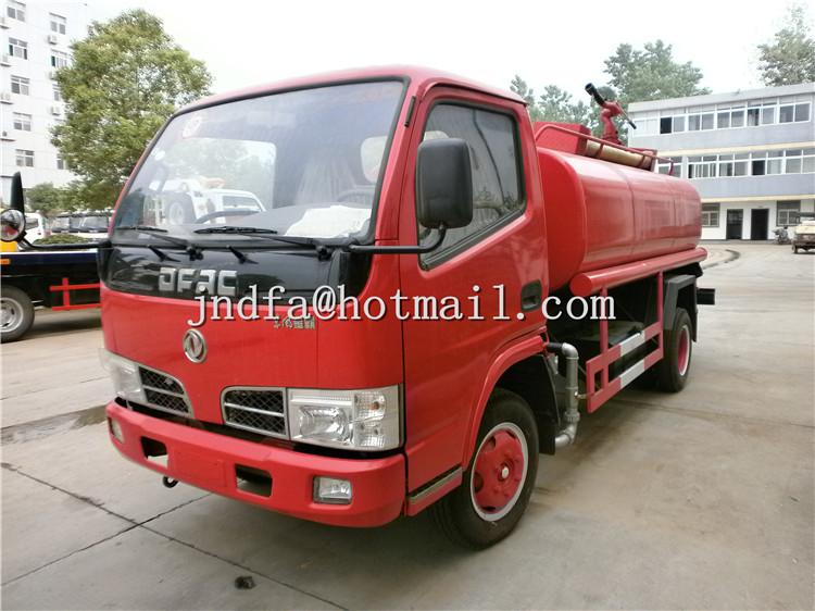 Dongfeng Xiaobawang Fire Tender,Water Fire Truck