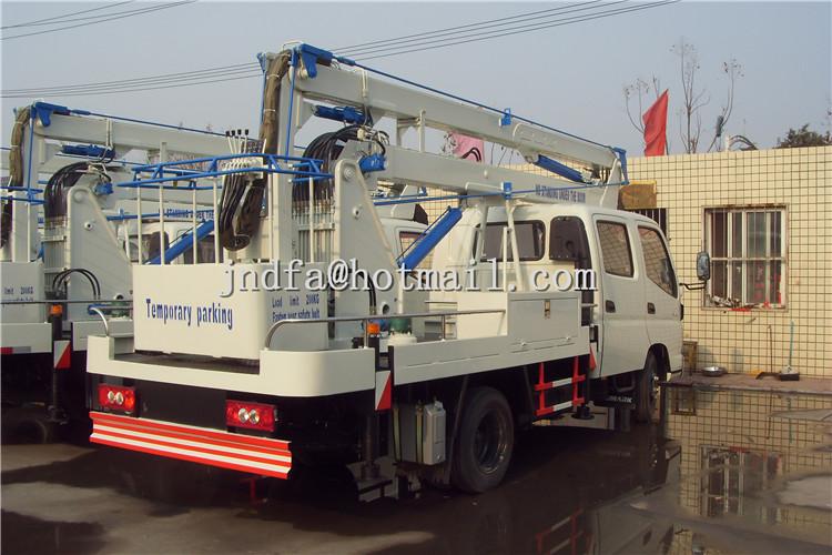 FOTON Aerial Platform Truck