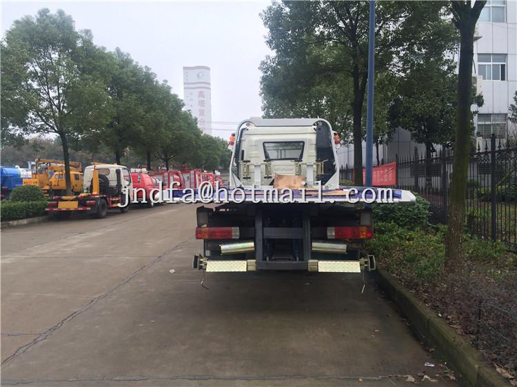 Jiefang J6 Road Wrecker Tow Truck,Recovery Truck
