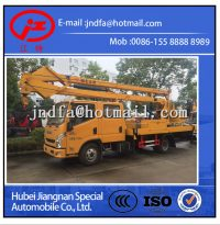 Yuejin Aerial Platform Truck,High Working Truck