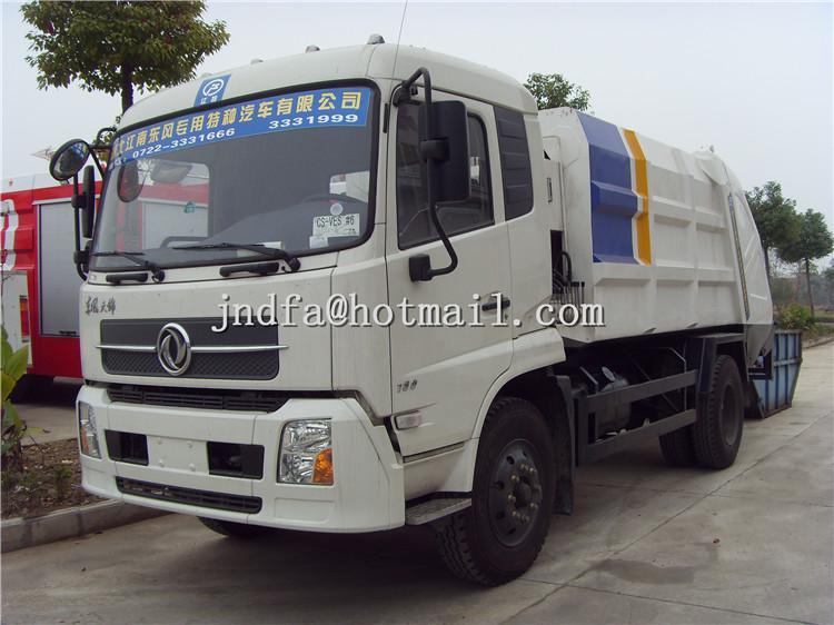 compression garbage truck,garbage truck,compactor garbage truck