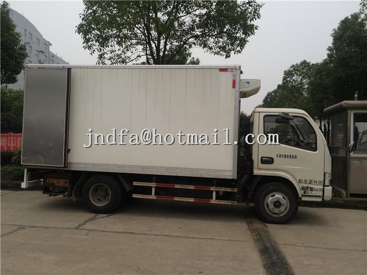 Dongfeng Duolika Refrigerator Truck,Freezer Truck