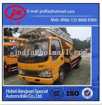 JAC Shuailing Aerial Platform Truck,High Working Truck