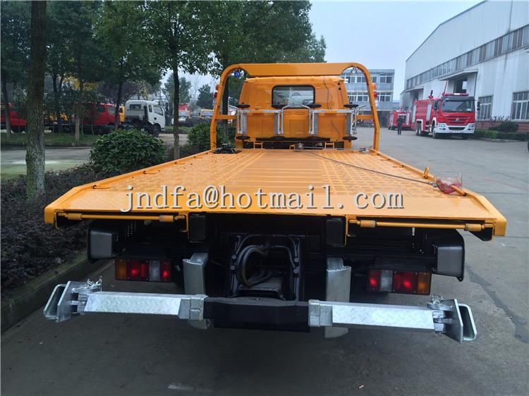 JMC Shunda Road Wrecker Tow Truck,Recovery Truck