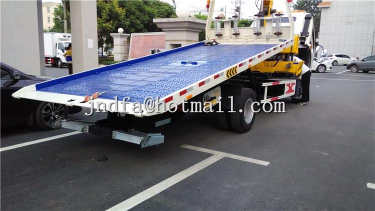 DFAC 4X2 Wrecker Tow Truck,Recovery Truck