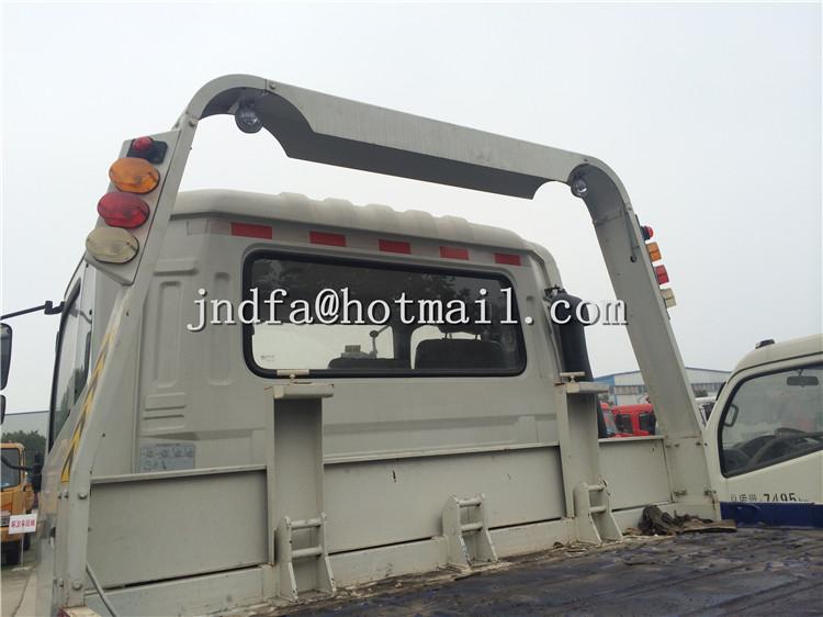 Dongfeng Jiayun Road Wrecker Tow Truck,Recovery Truck