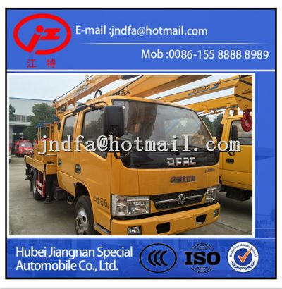 Dongfeng KaiPuTe Sky lift Truck,High Work Truck