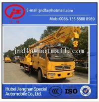 Dongfeng 18 Meters Aerial Platform Truck,High Working Truck