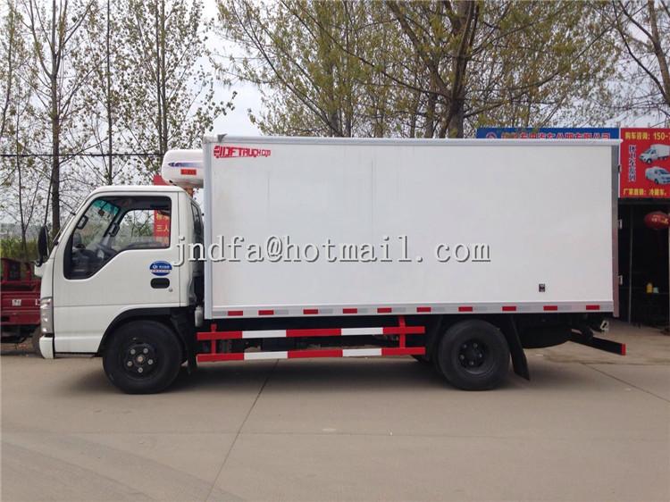 ISUZU Refrigerated trucks, Refrigerator Truck, Freezer Truck