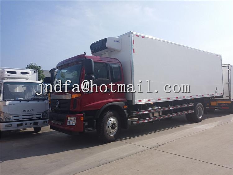 Foton Aumark Refrigerator Truck,Freezer Truck,Ice Truck