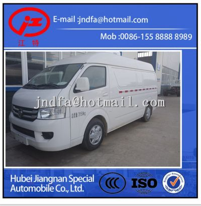 Foton viewer G7 Refrigerator truck meat transport truck icecream truck