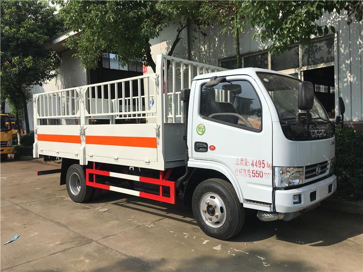 dangerous goods truck