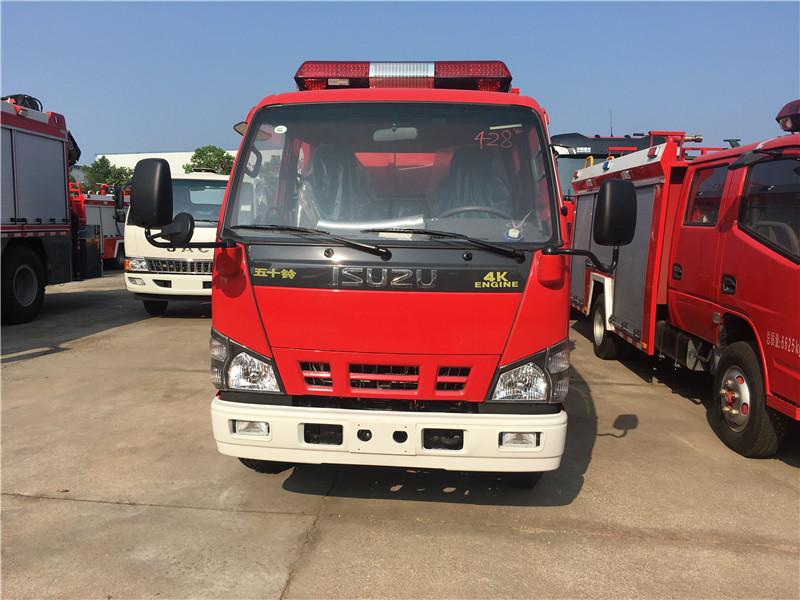 forest fire control trucks
